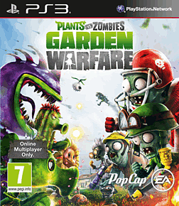 Plants Vs. Zombies: Garden Warfare PlayStation 3