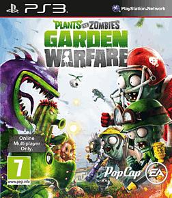 Plants Vs. Zombies: Garden Warfare PlayStation 3