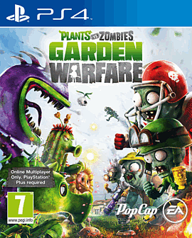 Plants Vs. Zombies: Garden Warfare PlayStation 4