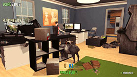 Goat Simulator screen shot 5