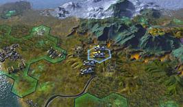 Sid Meier's Civilization: Beyond Earth screen shot 1