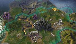 Sid Meier's Civilization: Beyond Earth screen shot 3