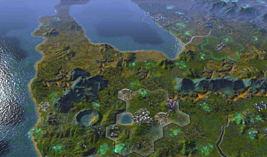 Sid Meier's Civilization: Beyond Earth screen shot 5