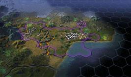 Sid Meier's Civilization: Beyond Earth screen shot 7