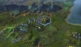 Sid Meier's Civilization: Beyond Earth screen shot 8