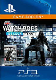 Watch Dogs Season Pass (PlayStation 3) PlayStation Network Cover Art
