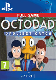 Octodad PlayStation Network Cover Art