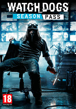 Watch Dogs Season Pass PC Games Cover Art