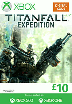 Titanfall: Expedition Xbox Live Cover Art