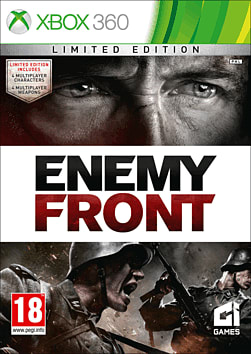 Enemy Front - Day 1 Edition Xbox 360