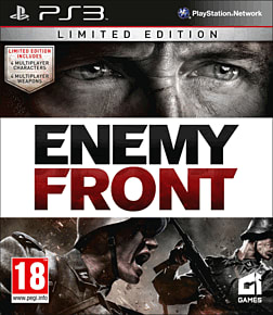 Enemy Front - Day 1 Edition PlayStation 3