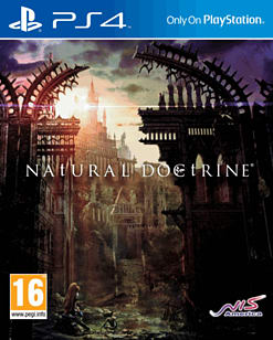 NAtURAL DOCtRINE PlayStation 4 Cover Art