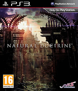 NAtURAL DOCtRINE PlayStation 3