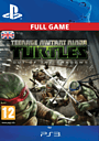 Teenage Mutant Ninja Turtles: Out of the Shadows PlayStation Network