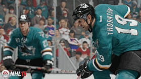 NHL 15 screen shot 1
