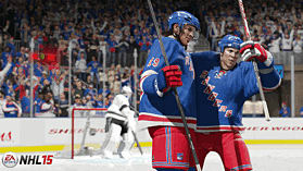 NHL 15 screen shot 3