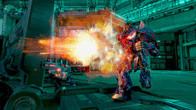 Transformers: Rise of the Dark Spark Weathered Warrior Edition - Only At GAME screen shot 8