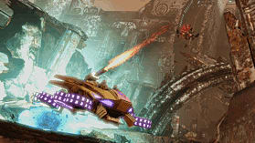 Transformers: Rise of the Dark Spark Weathered Warrior Edition - Only At GAME screen shot 9