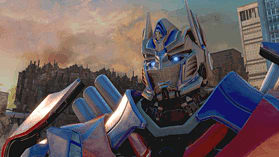 Transformers: Rise of the Dark Spark Weathered Warrior Edition screen shot 2