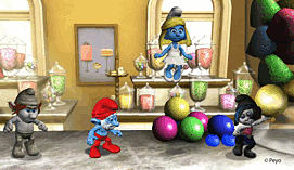 Smurfs Collection screen shot 3