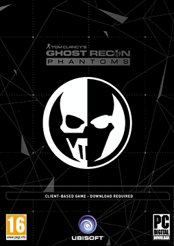 Ghost Recon: Phantoms - Collector's Edition PC-Games Cover Art