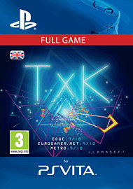 TxK PlayStation Network Cover Art