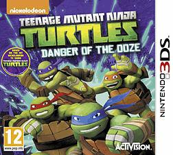 Teenage Mutant Ninja Turtles: Danger Of The Ooze 3DS
