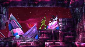 Teenage Mutant Ninja Turtles: Danger Of The Ooze screen shot 2