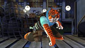 Teenage Mutant Ninja Turtles: Danger Of The Ooze screen shot 4
