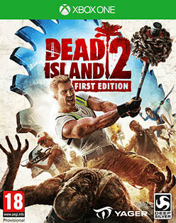 Dead Island 2 First Edition Xbox One Cover Art