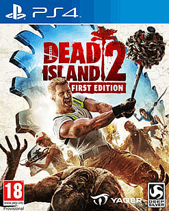 Dead Island 2 First Edition PlayStation 4 Cover Art
