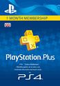 PlayStation Plus 1 Month Membership PlayStation Network