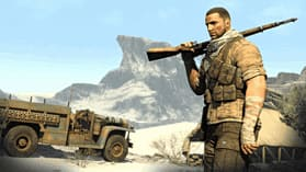 Sniper Elite III Special Edition screen shot 1