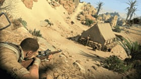 Sniper Elite III Special Edition screen shot 3