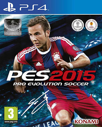 PES 2015 new features teased.