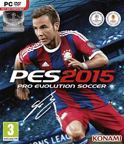 Pro Evolution Soccer 2015 PC Games