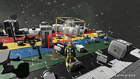 Space Engineers - Early Access screen shot 2