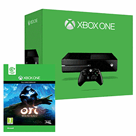 Xbox One With Ori and the Blind Forest Xbox One