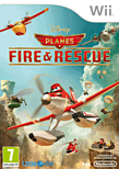 Planes, Fire And Rescue Wii