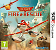 Planes, Fire And Rescue 3DS