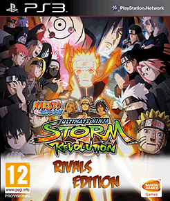 Naruto Ultimate Ninja Storm Revolution: Rivals Day 1 Edition PlayStation 3