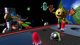 Pacman and Ghostly Adventures 2 screen shot 2