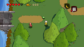 Adventure Time: The Secret of the Nameless Kingdom screen shot 4