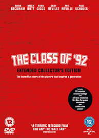 The Class of '92 Extended Collector's Edition DVD