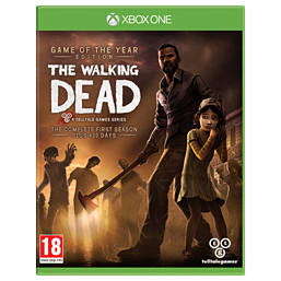 The Walking Dead - Game of the Year Edition Xbox One