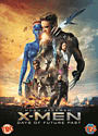 X-Men Days of Future Past DVD