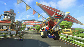 Mario Kart 8 screen shot 10