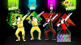 Just Dance 2015 screen shot 1