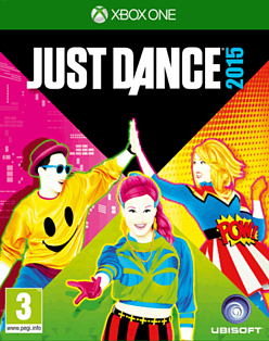 Just Dance 2015 Xbox One Cover Art