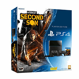 PlayStation 4 Infamous: Second Son Mega Pack PlayStation 4